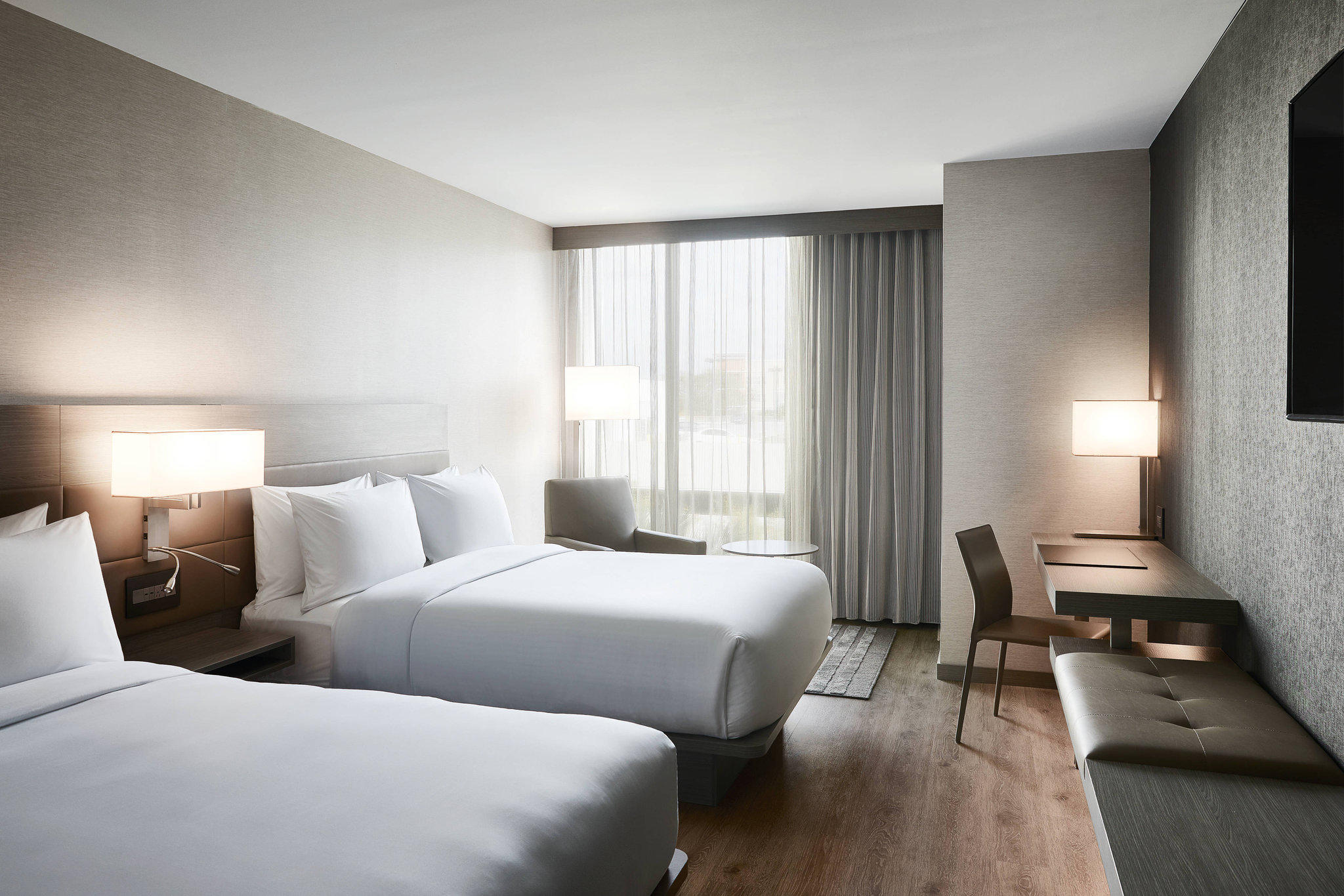 AC Hotel by Marriott Tampa Airport