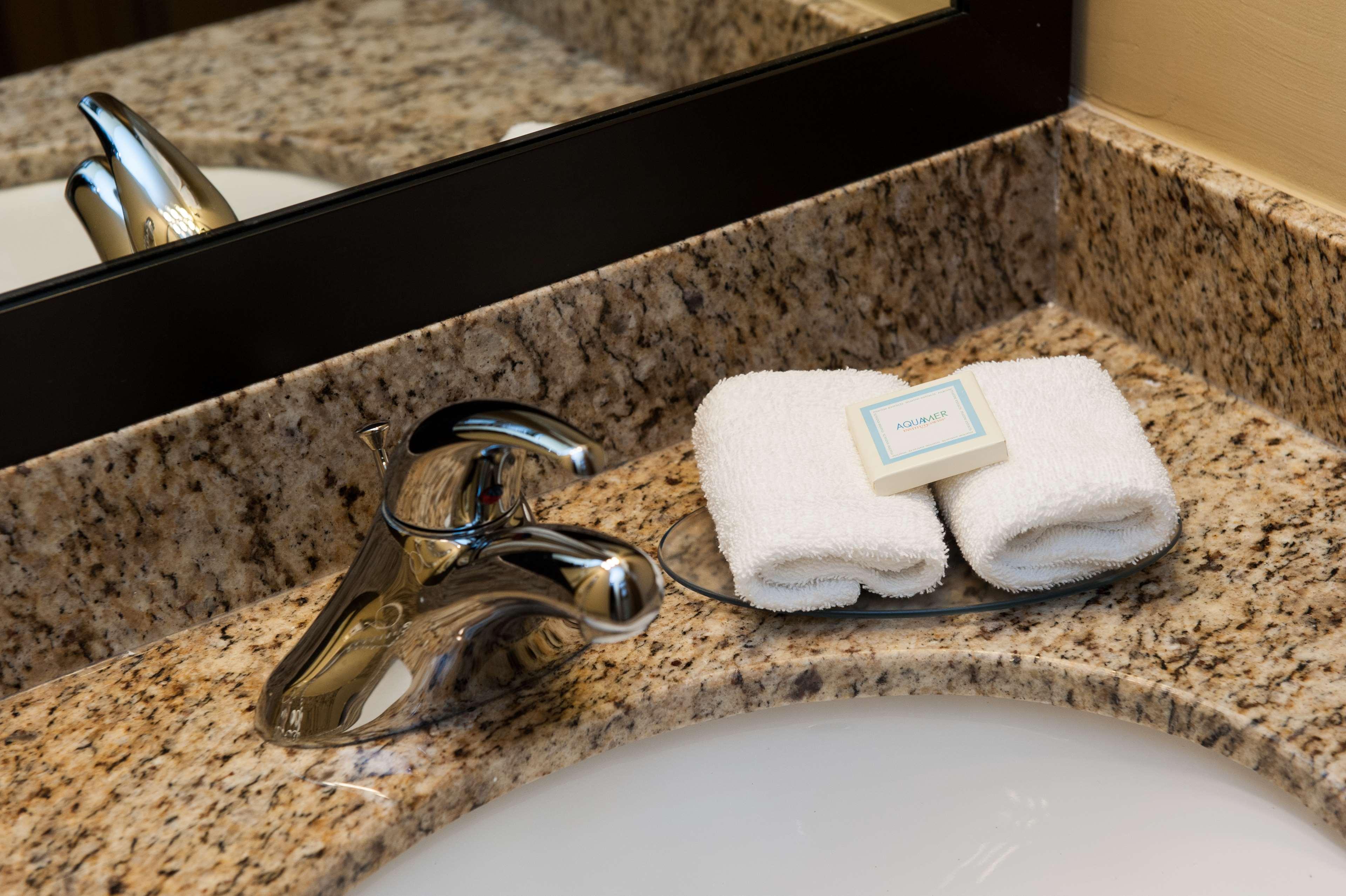 Best Western Maple Ridge Hotel in Maple Ridge: Guest Bathroom