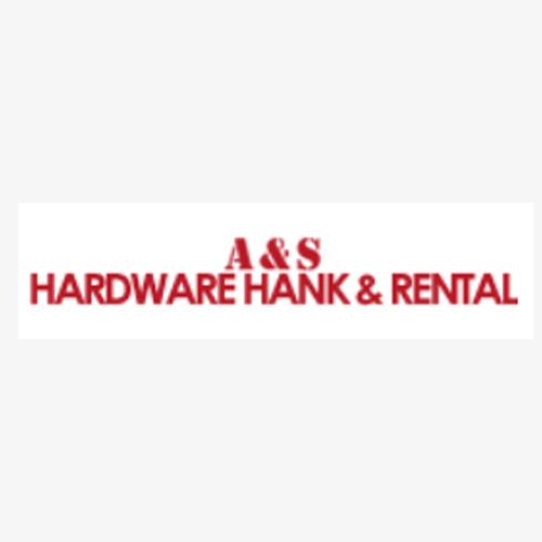 A & S Hardware Hank & Rental