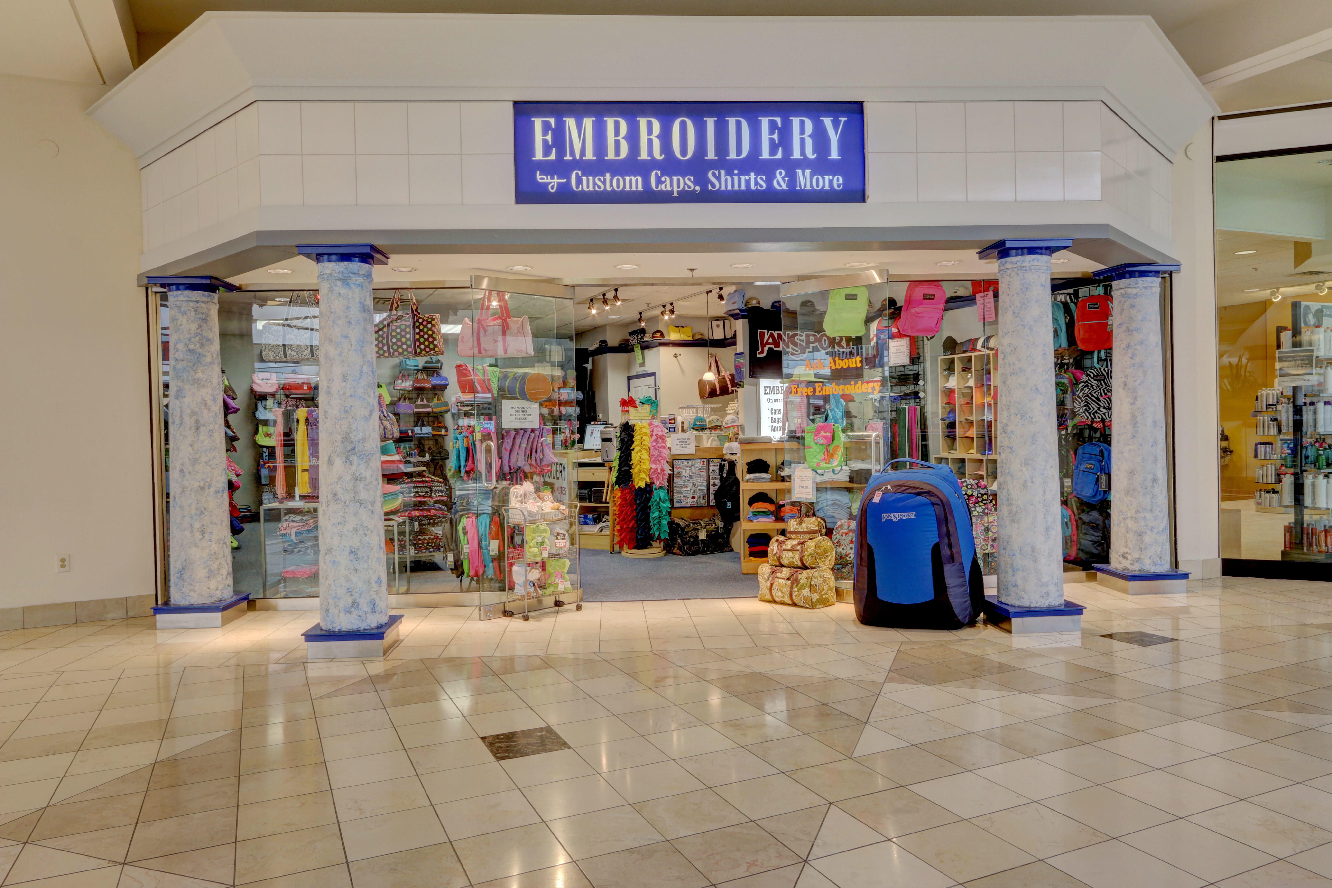 Custom caps shirts more coupons near me in greensboro for Custom shirt stores near me