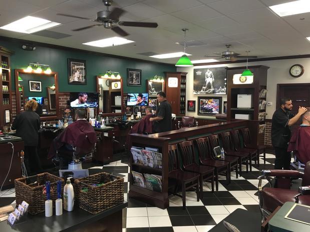 Man Cave Barber Williams Lake : V s barbershop in gilbert az citysearch