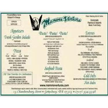 Mamma Ventura Restaurant & Pizzeria