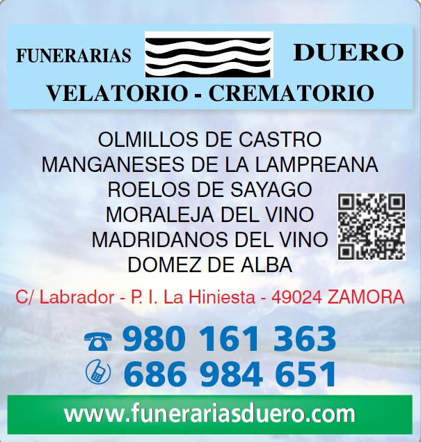 Funerarias Duero