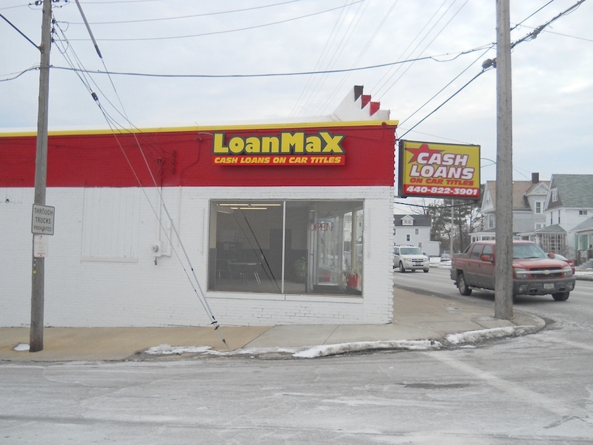 Loanmax cleveland oh