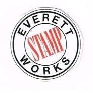 Everett Rubber Stamp image 0