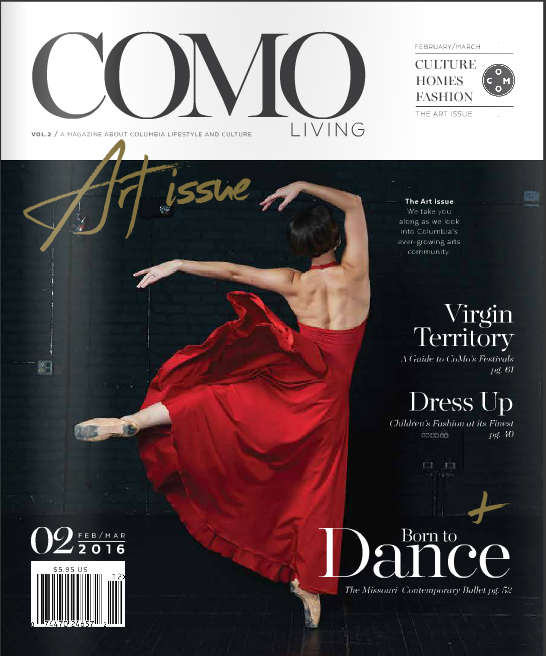 Como Living Magazine Columbia Mo Company Information