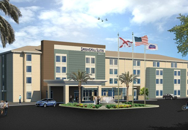 SpringHill Suites by Marriott Mobile image 5