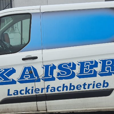 Logo von Lackierfachbetrieb Kaiser