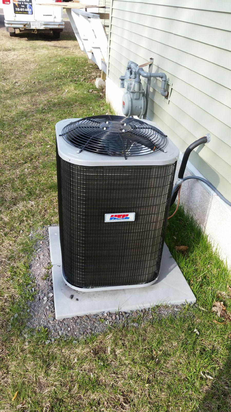 Advantage Air Heating & Cooling - ad image