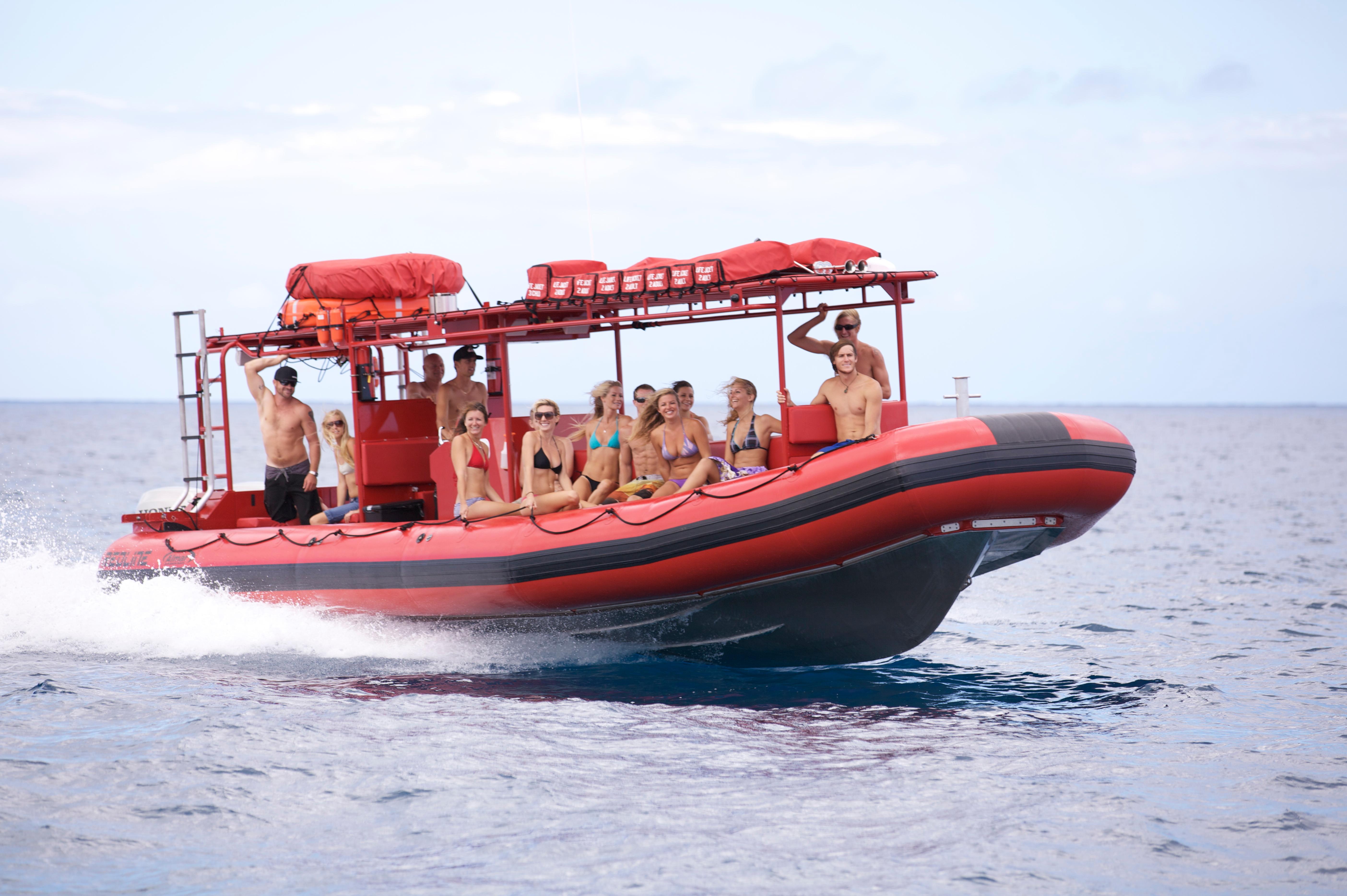 Redline Rafting image 7