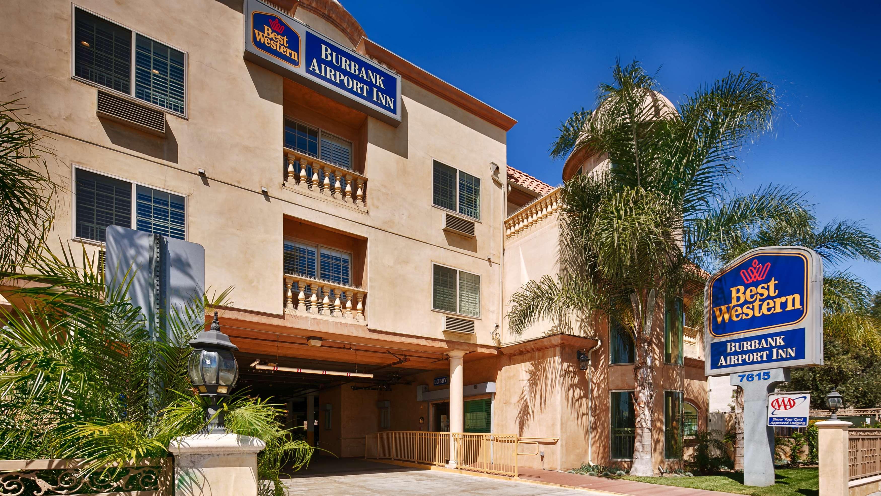 Motels Near Burbank Ca