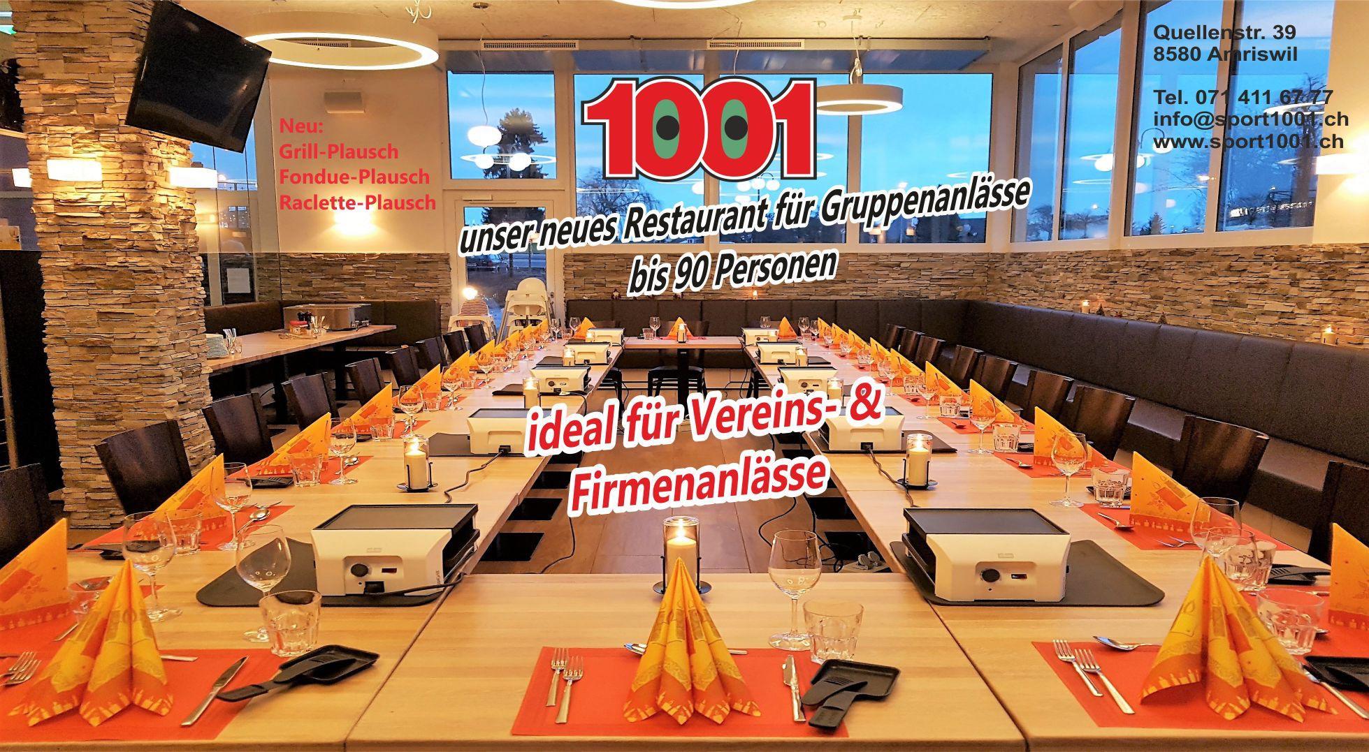 1001 Freizeit AG