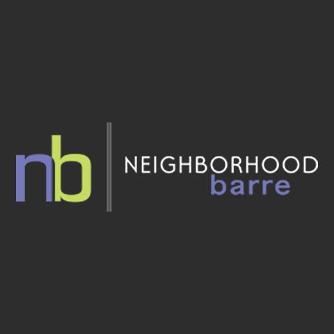 NEIGHBORHOOD barre Knoxville