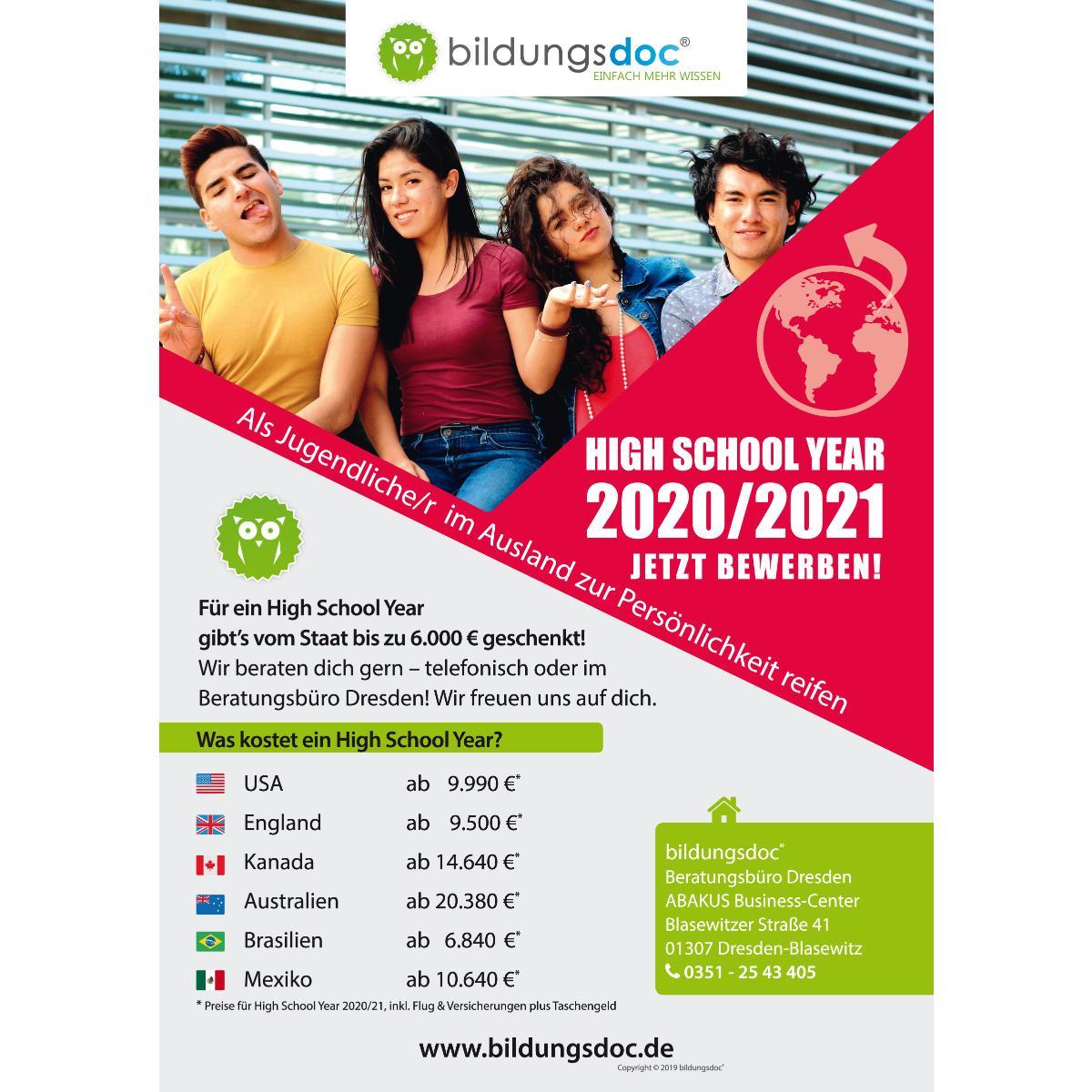 bildungsdoc® - Agentur für Sprachen & Bildung im Ausland
