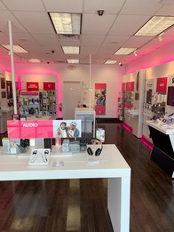 Interior photo of T-Mobile Store at Coastal Grand Crossing, Myrtle Beach, SC