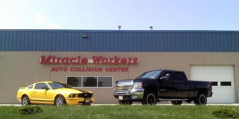 miracle workers auto collision center in lincoln ne 68502 citysearch. Black Bedroom Furniture Sets. Home Design Ideas