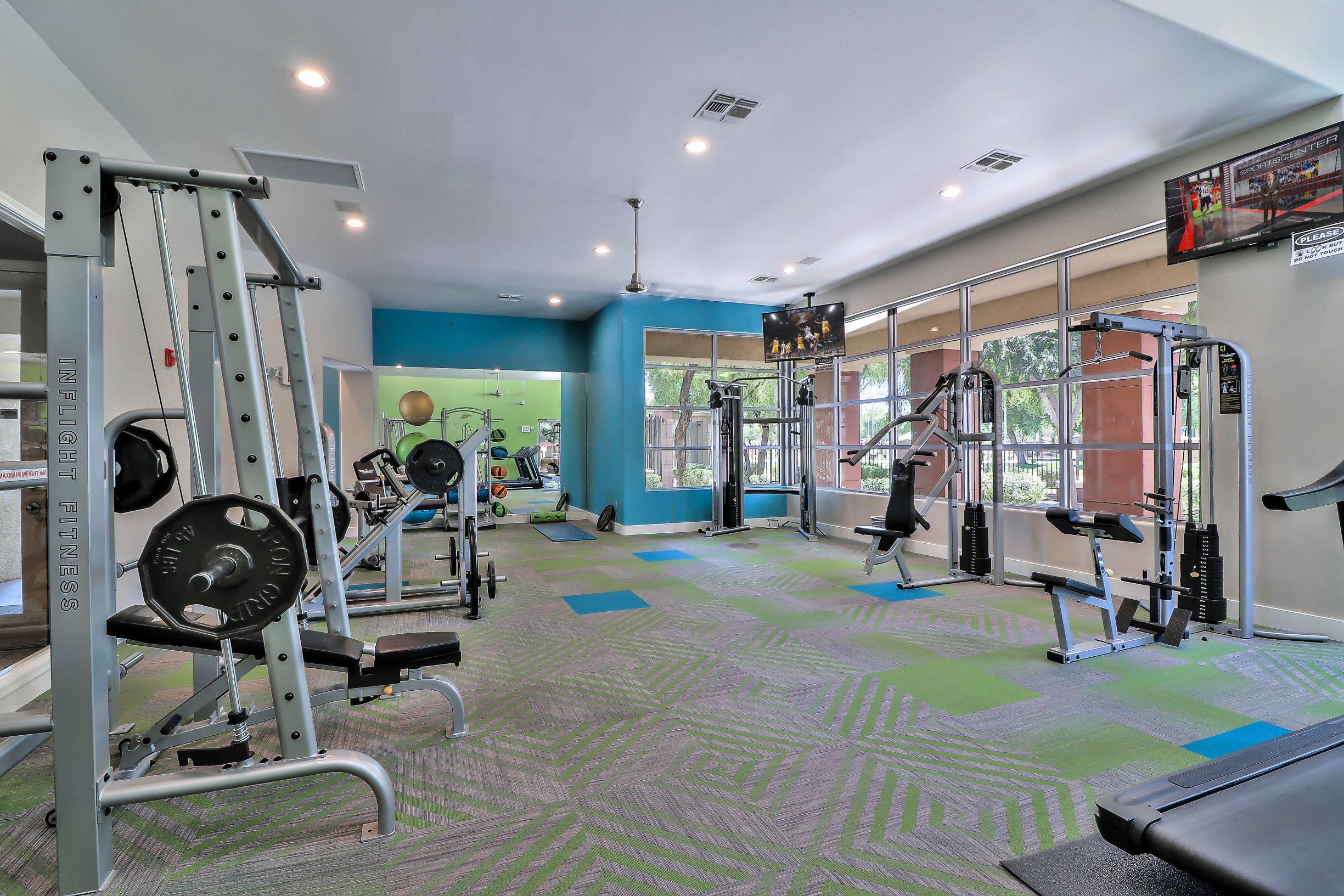 Full-Body Fitness Center