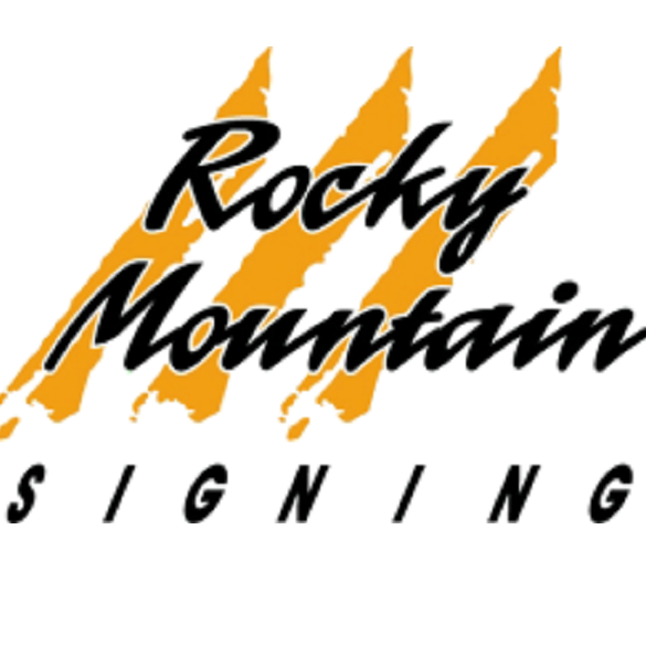 Rocky Mountain Signing