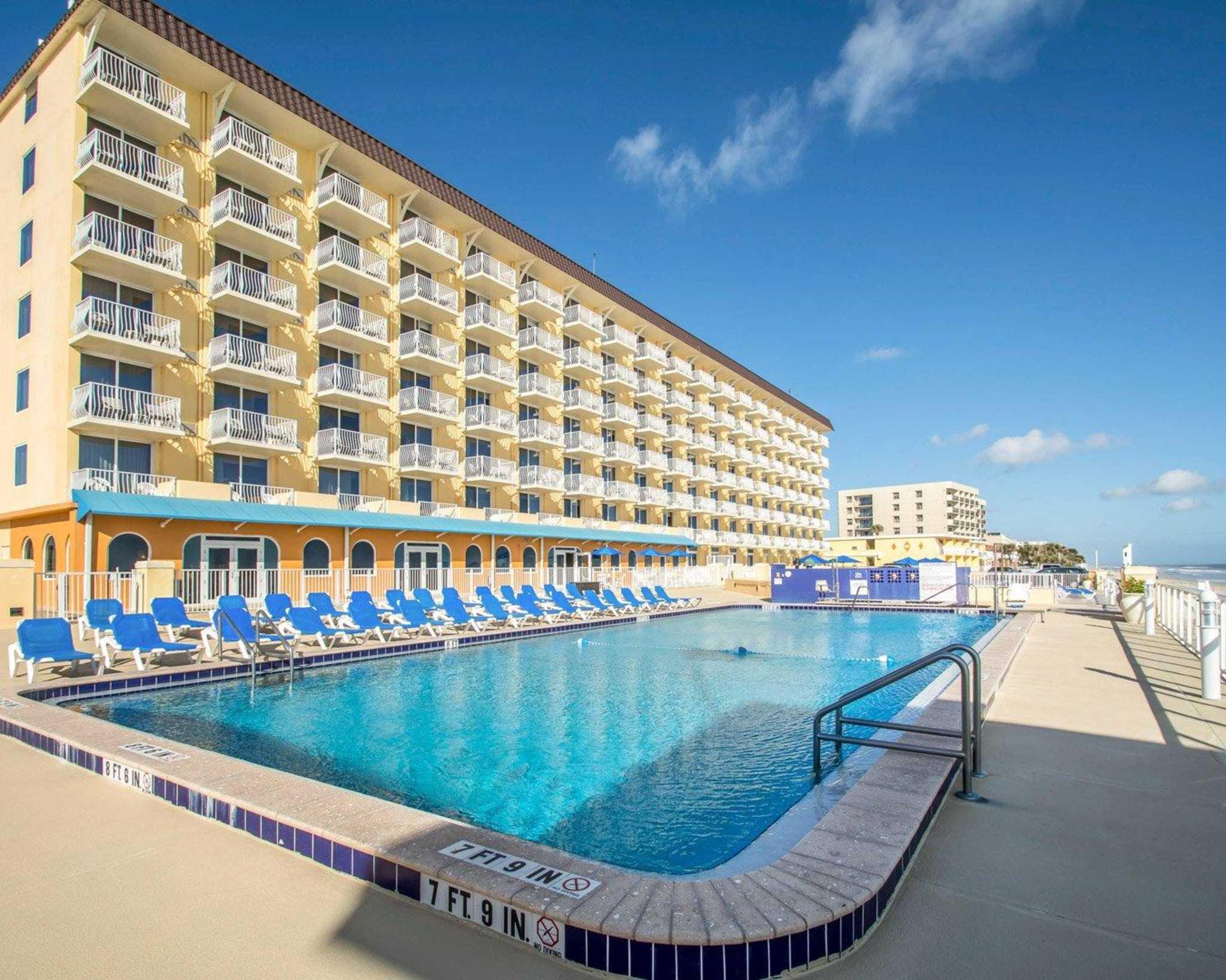 Casa Del Mar Beach Resort Ormond Beach Fl Reviews