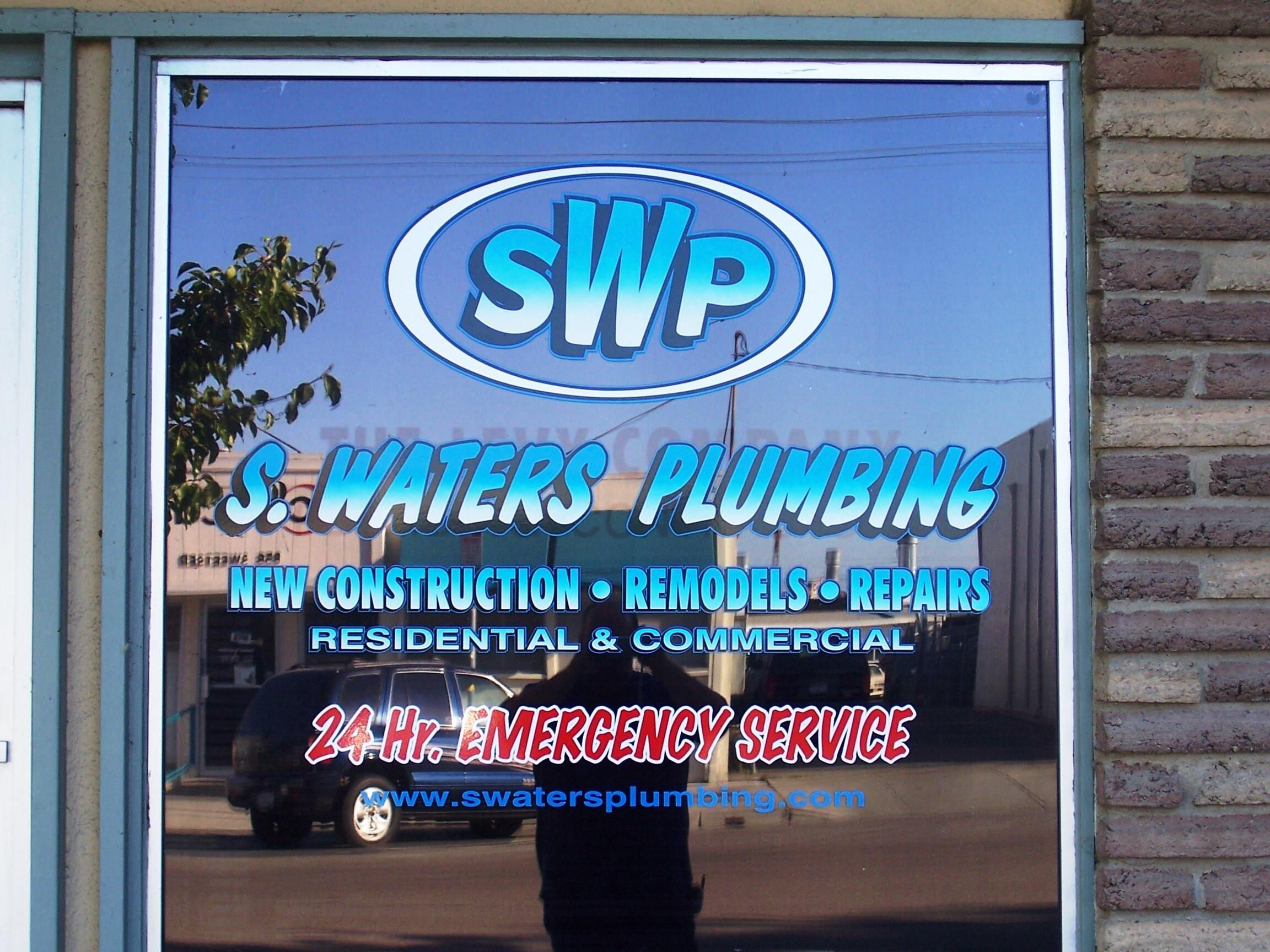 S Waters Plumbing image 0