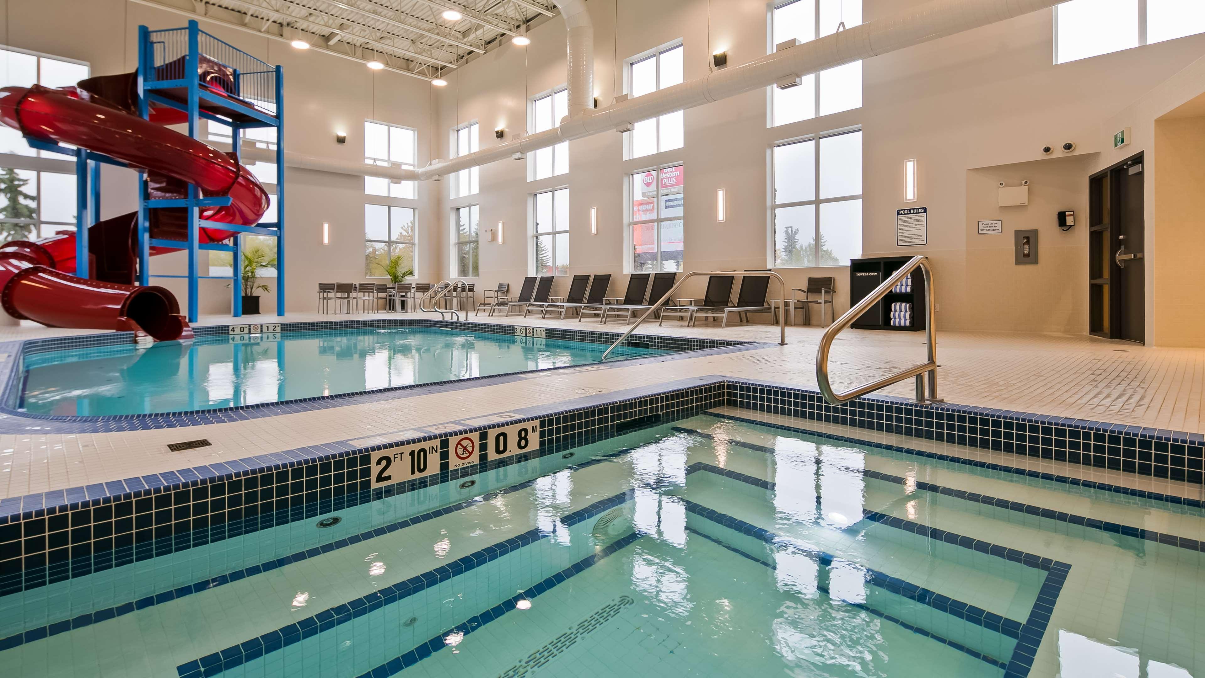 Best Western Plus Edmonton Airport Hotel Leduc Ab Ourbis