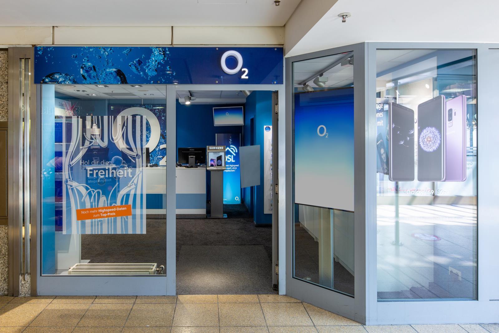 o2 Shop, Senftenberger Ring 17 in Berlin