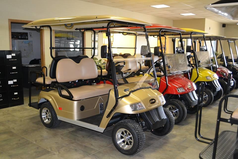 Mid Ohio Golf Car image 1