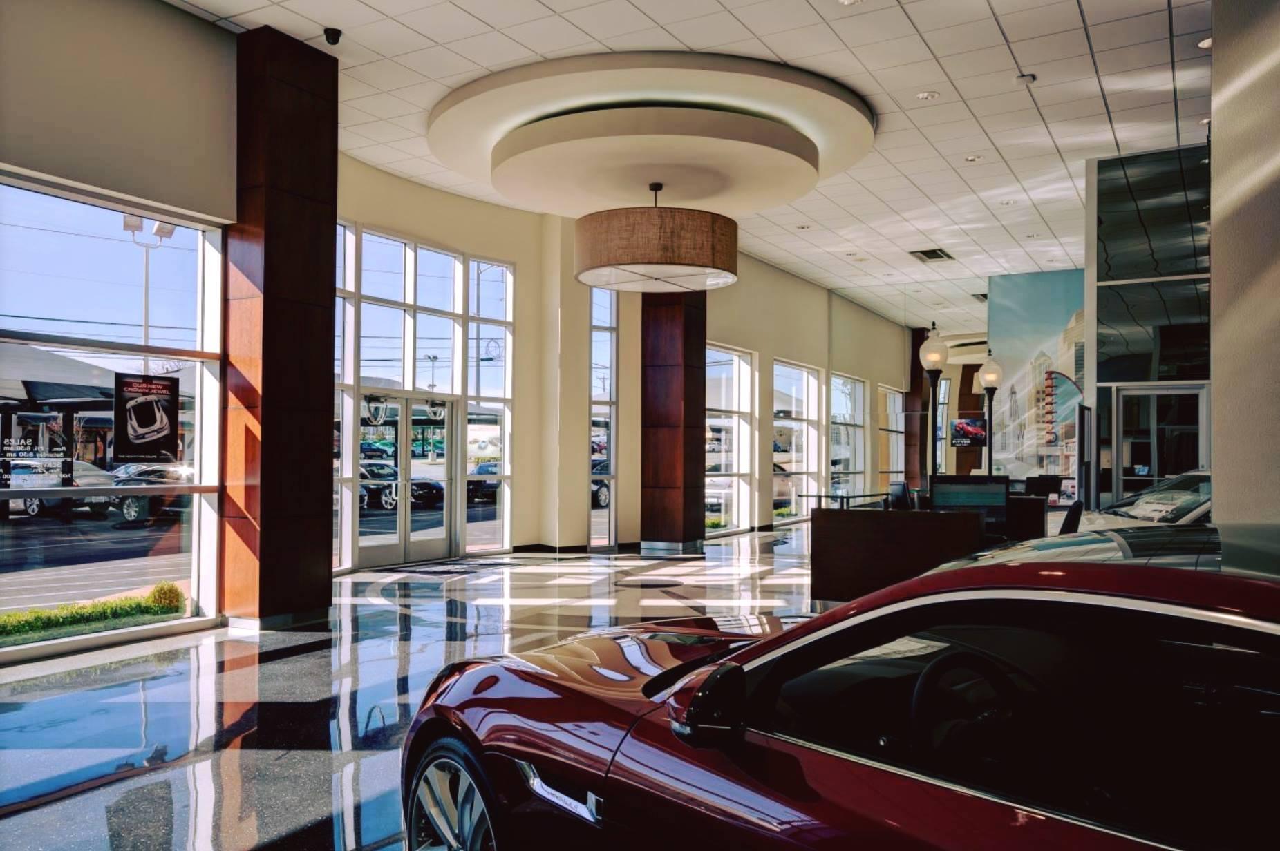 Autobahn Jaguar Fort Worth image 1