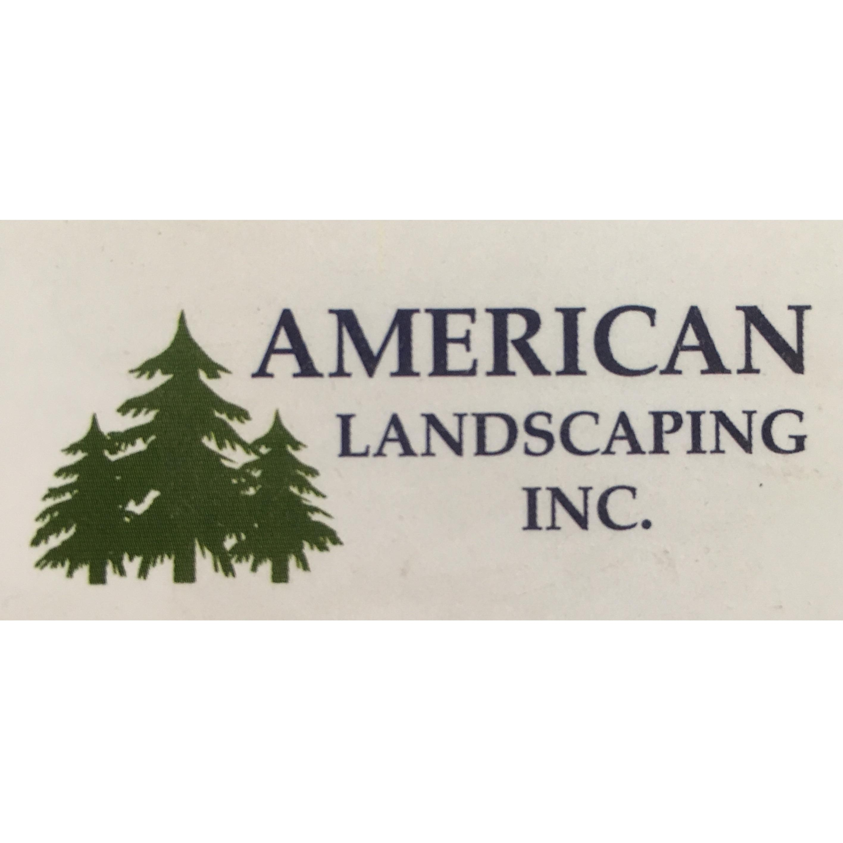 American Landscaping Inc