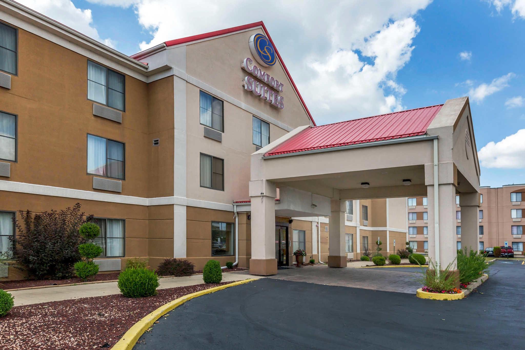 Comfort Suites 2235 West 173rd St Lansing Il