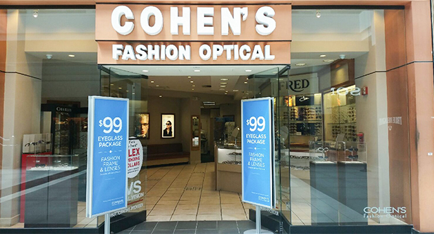 Cohen 39 S Fashion Optical At 630 Old Country Rd Garden City Ny On Fave