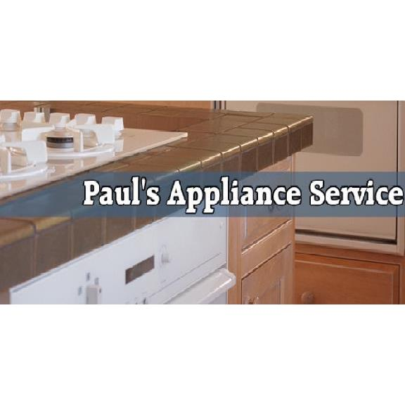 Paul's Appliance Service & Repair