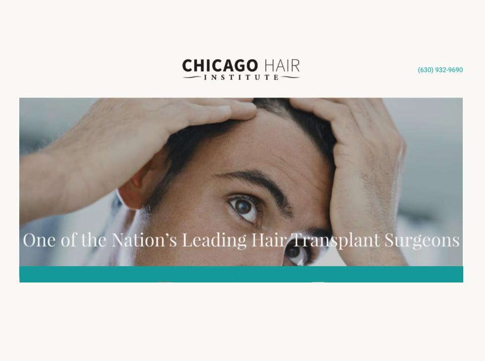 Chicago Hair Institute image 0