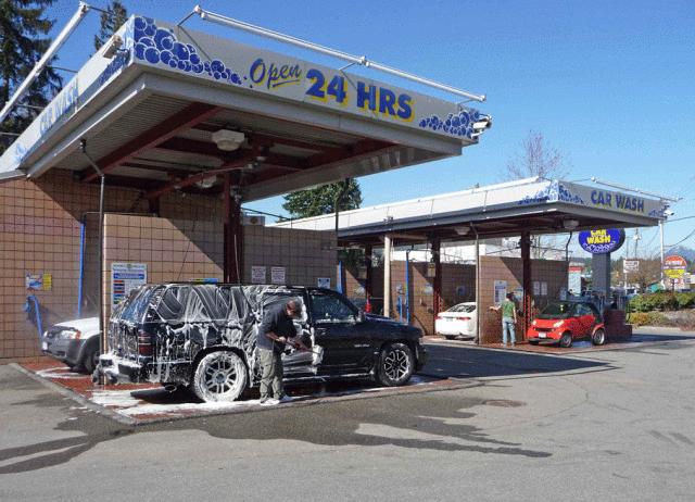 Westwood Car Wash
