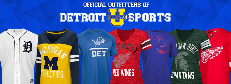 Fanatic U 👍 Michigan Sportswear in Garden City in Garden City, MI, photo #2