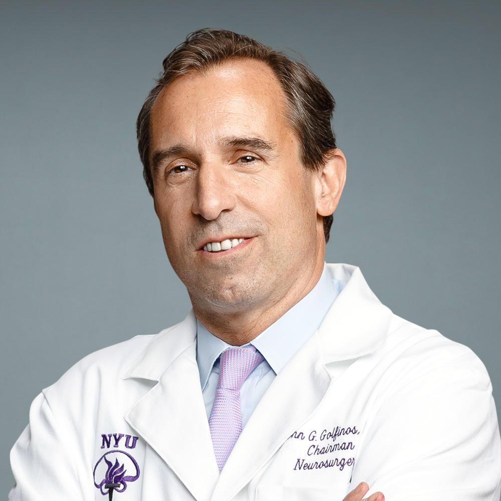 John George Golfinos, MD