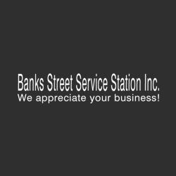 Banks Street Service Station