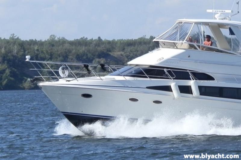 Boulet Lemelin Yacht Inc à Québec