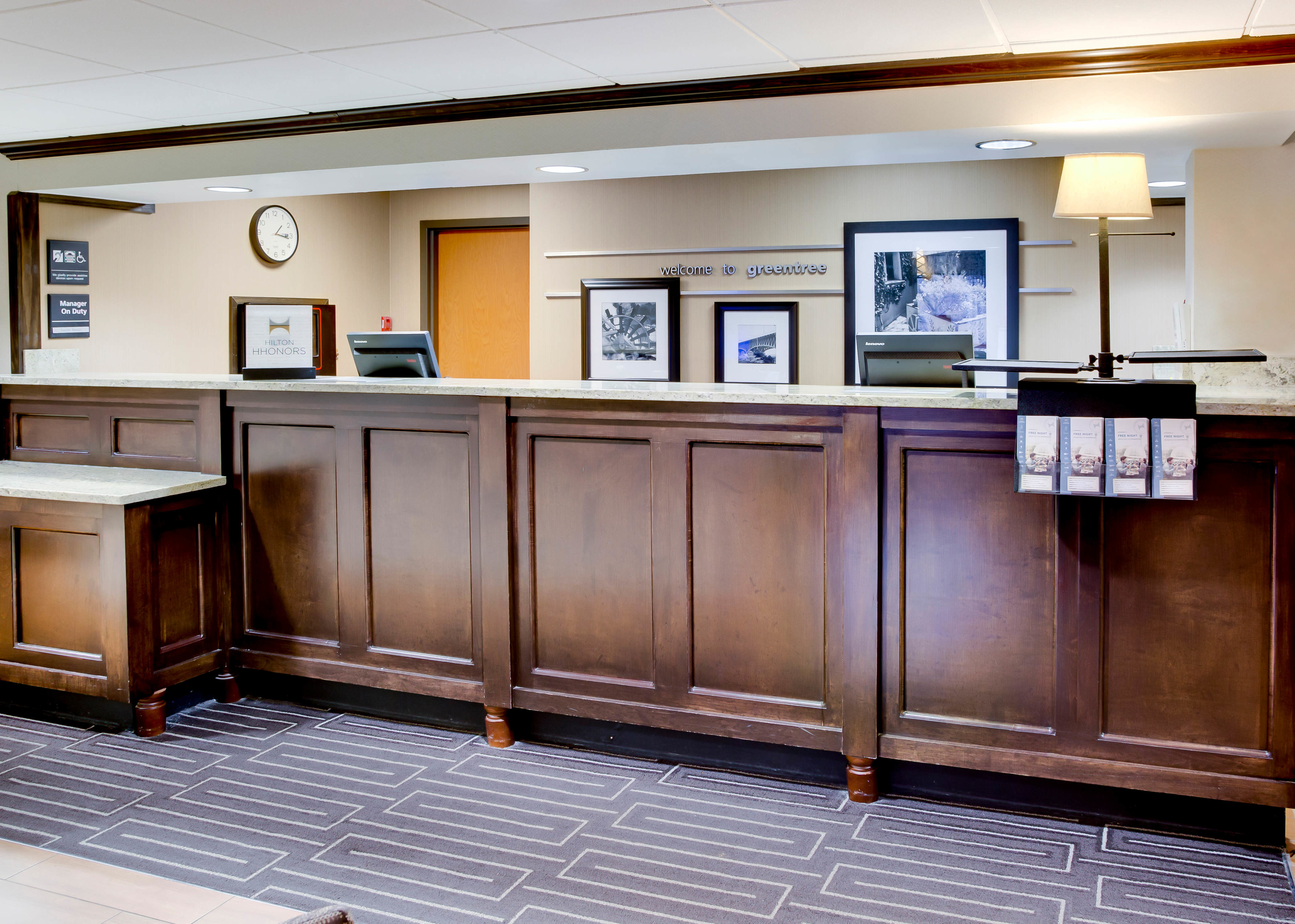 Hampton Inn Pittsburgh/Greentree image 20
