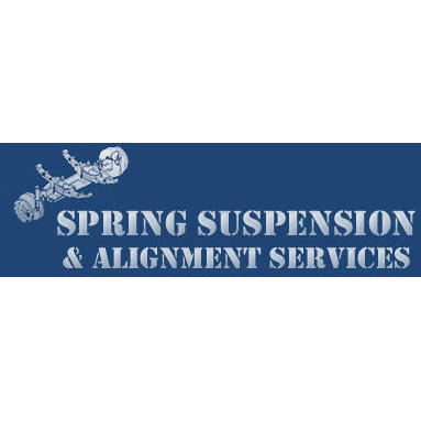 Spring Suspension & Alignment Services