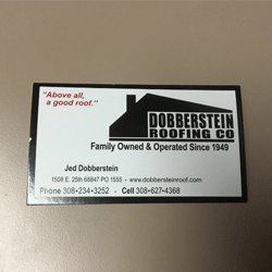 Dobberstein Roofing Company Inc.