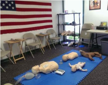 CPR First Aid 101 image 1