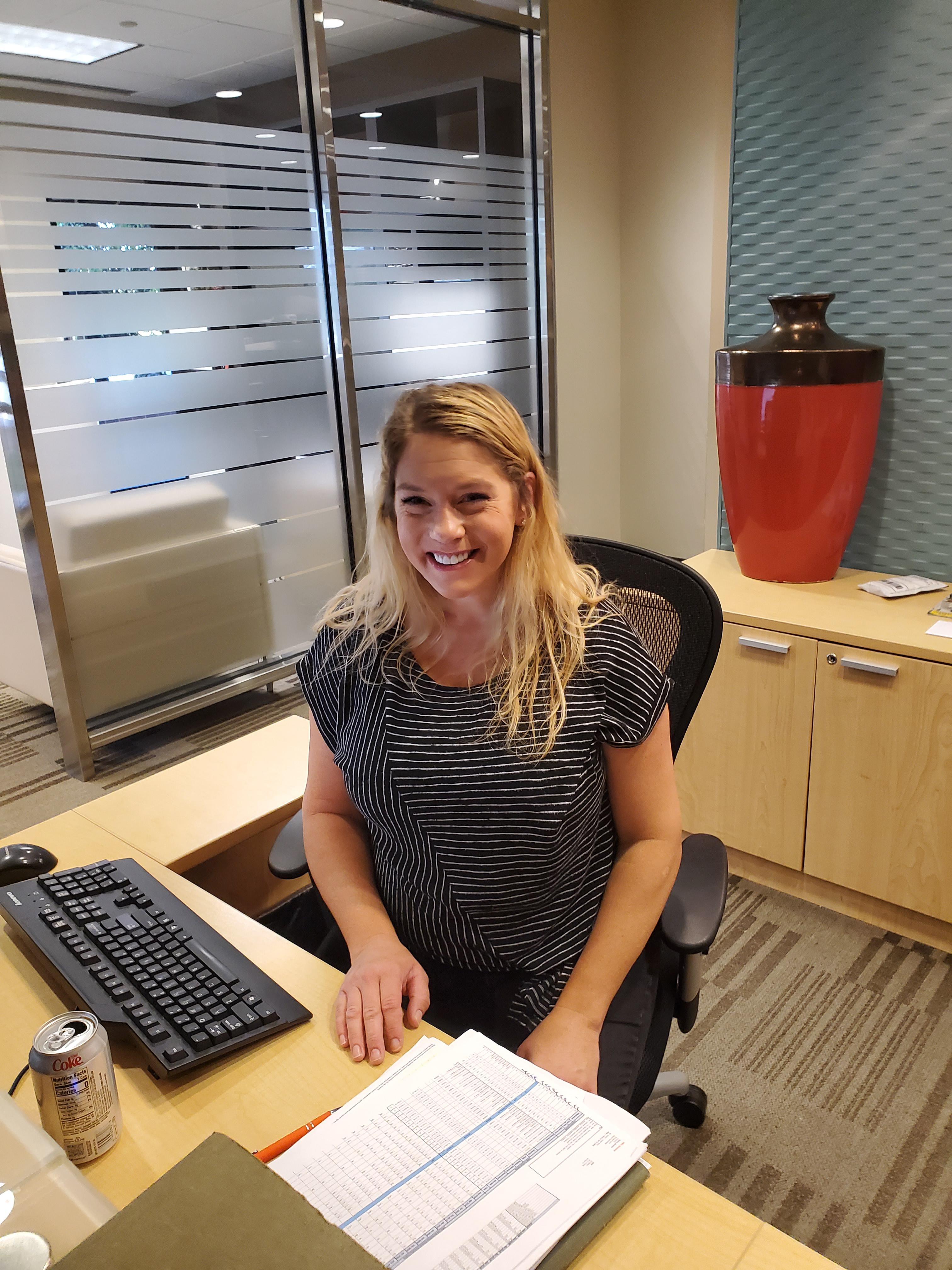 We Andrea at the office of Websnoogie, LLC. She is so helpful and makes a difference with our team.