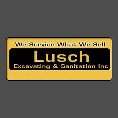 Lusch Excavating & Sanitation Inc image 0