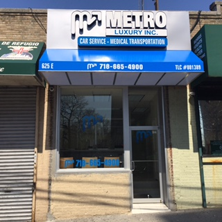 Metro Luxury, Inc. Bronx, New York - Taxi Service