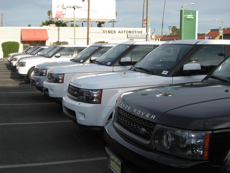 Land Rover Pasadena image 9