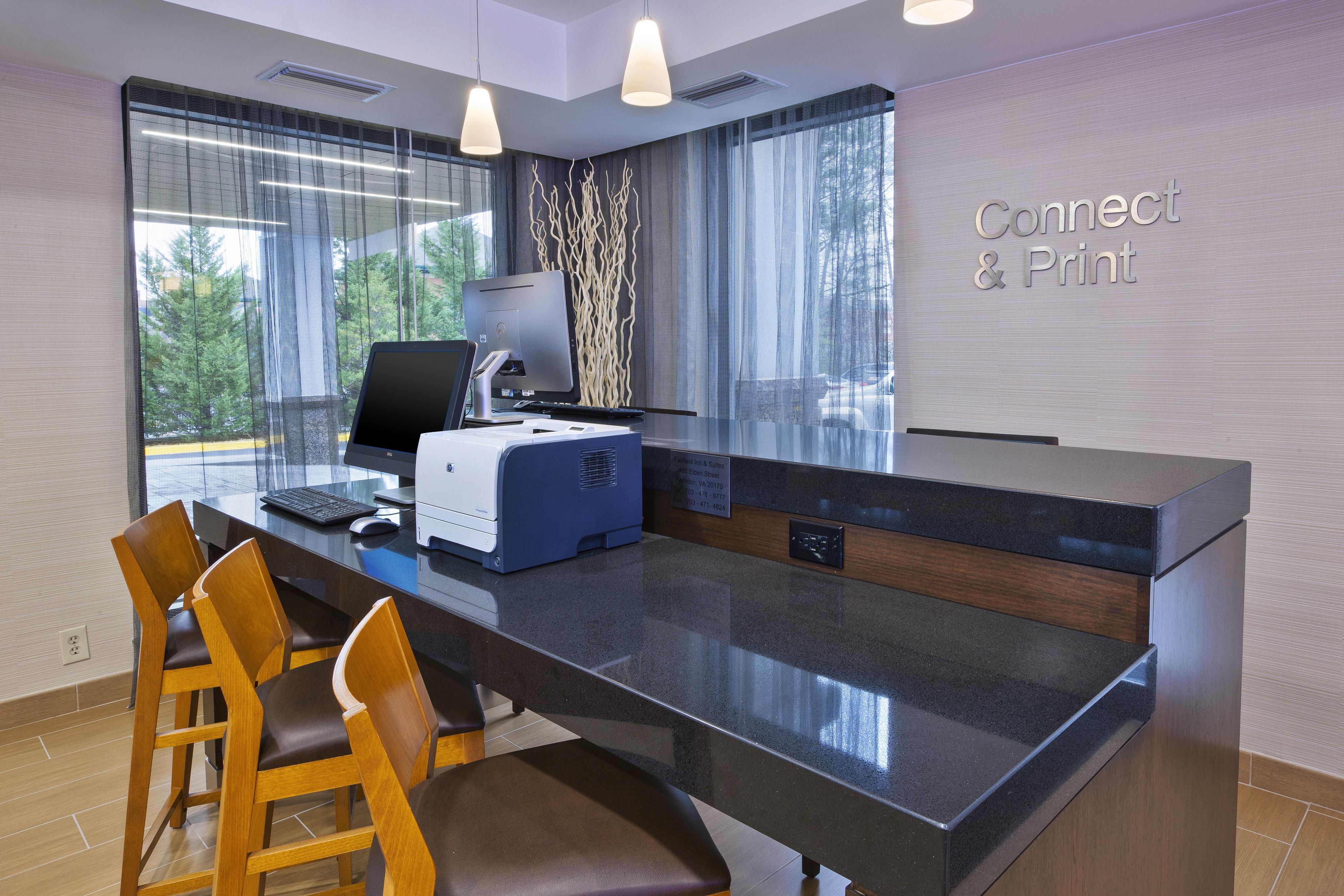 Fairfield Inn & Suites by Marriott Dulles Airport Herndon/Reston image 7