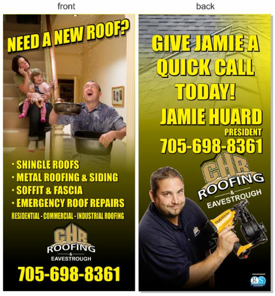 CHR Roofing & Eavestrough