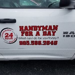 Handyman for a Day