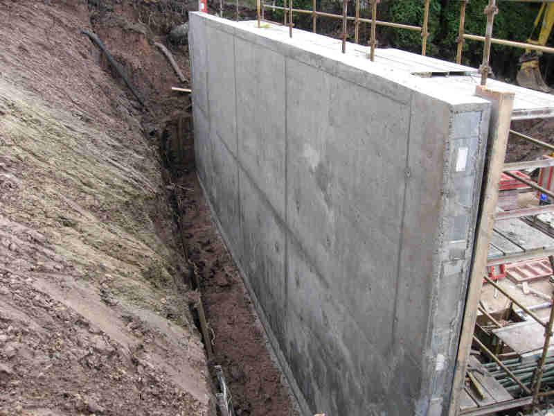Concrete Basement Wall Design : Aniska concrete company profile
